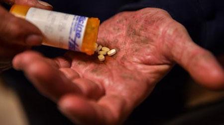 مواد مخدر مشتق از تریاک