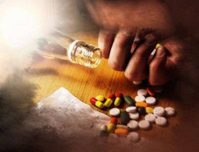 اعتیاد به الکل و موادمخدر ممکن است برای هر فردی اتفاق بیفتد