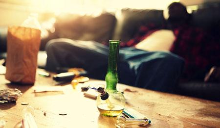 خطرات اعتیاد به مواد مخدر چیست